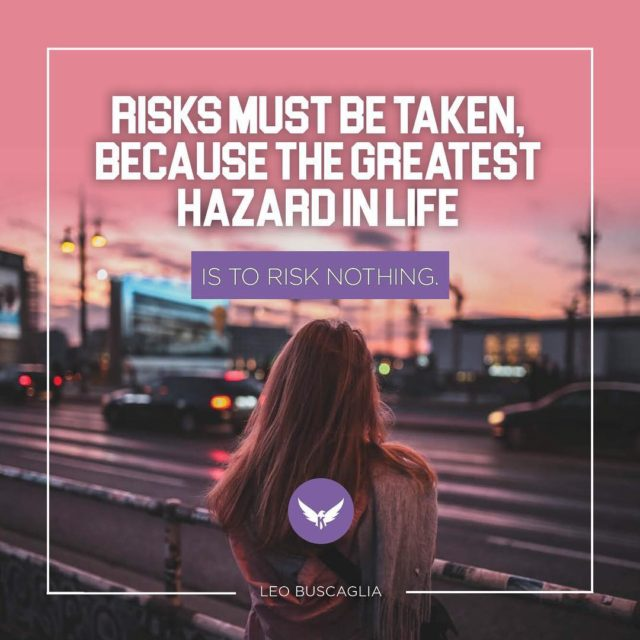 Take risks health fitness exercise motivation inspiration workout gym quoteshellip