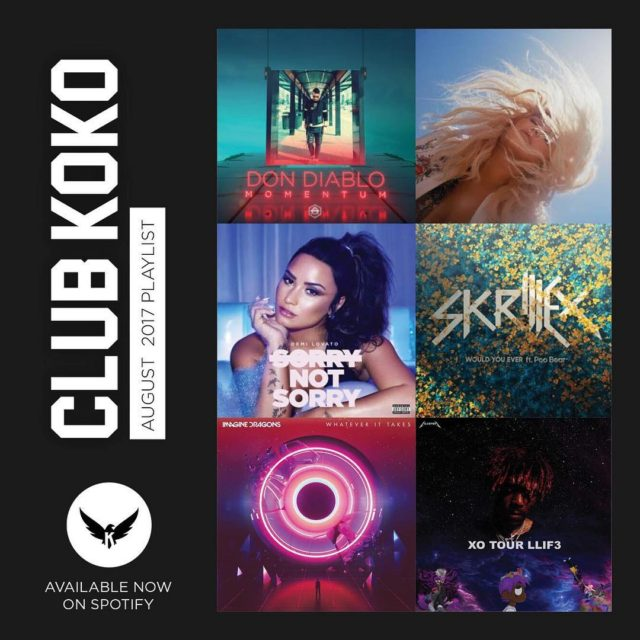 Looking for music to power your workout? ClubKoko Aug playlisthellip