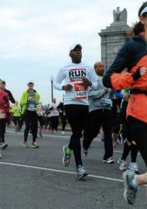 Rock 'n' Roll Half Marathon, Washington DC, March 2013