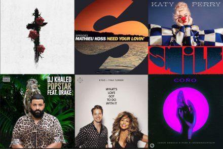 Club Koko - August 2020 Playlist